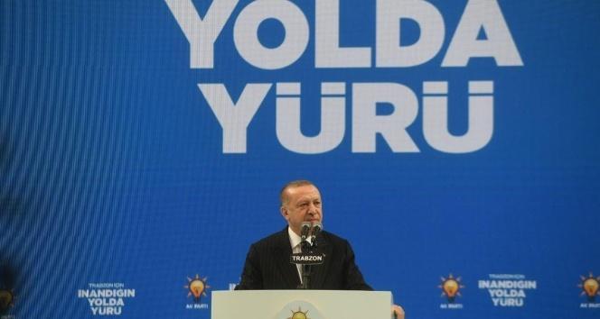 "Cumhurbaşkanı Erdoğan: ""Gara düştü, iş bitti"""