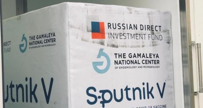 Filistin, 10 bin Sputnik V Rus aşısı teslim aldı
