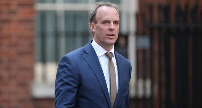 İngiltere Dışişleri Bakanı Raab'ın Kıbrıs ziyareti İngiliz basınında