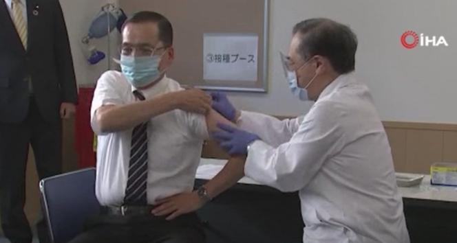 Japonya'da Covid-19 aşı seferberliği sürüyor