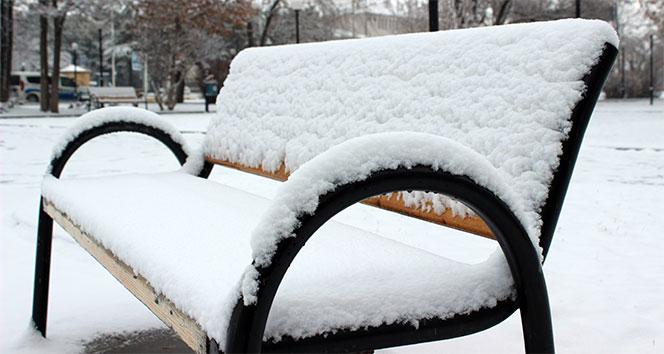 Meteorolojiden Manisa'nın kuzey ilçeleri için kar uyarısı