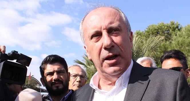 Muharrem İnce, CHP'den istifa etti