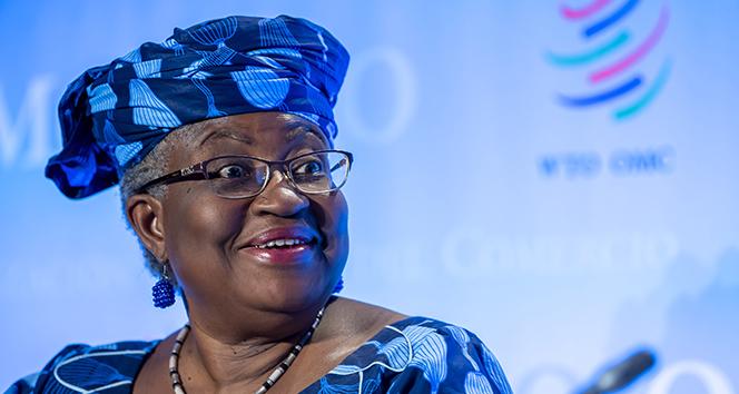 Nijeryalı Ekonomist Okonjo-Iweala, DTÖ'nün ilk Afrikalı ve kadın genel direktörü seçildi