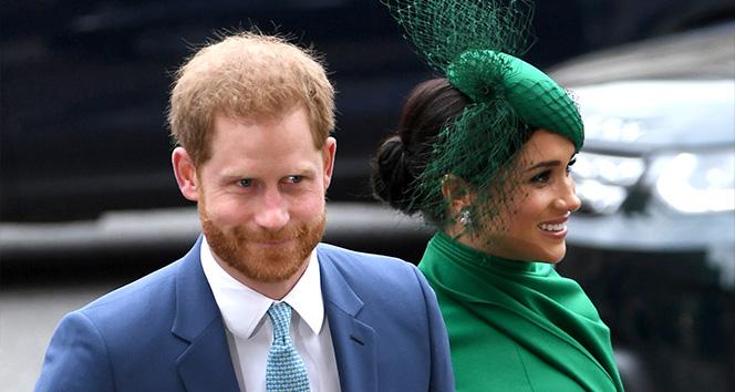 Prens Harry ve eşi Megan Markle, 2'nci bebeklerini bekliyor