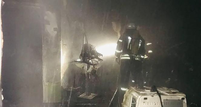 Ukrayna'da termik santralde patlama sonrası hastane yangını: 4 ölü, 2 yaralı