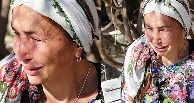 Ünlü manken tüm mal varlığını satıp köye yerleşmişti; ağlaya ağlaya köy hayatını bıraktı