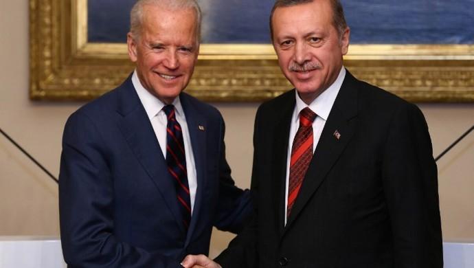 Biden`den Erdoğan`a
