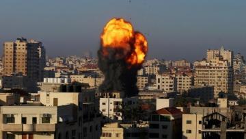 Gazze'de yaşamını yitirenlerin sayısı korkunc rakamlara ulasti