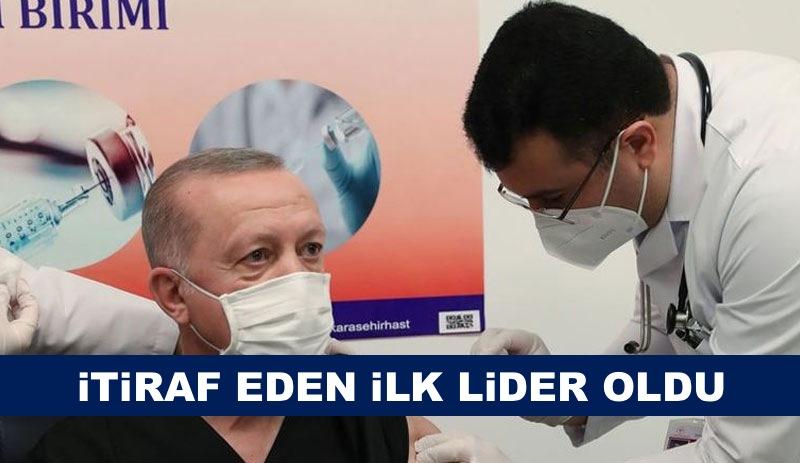 Times: Erdoğan, itiraf eden ilk lider