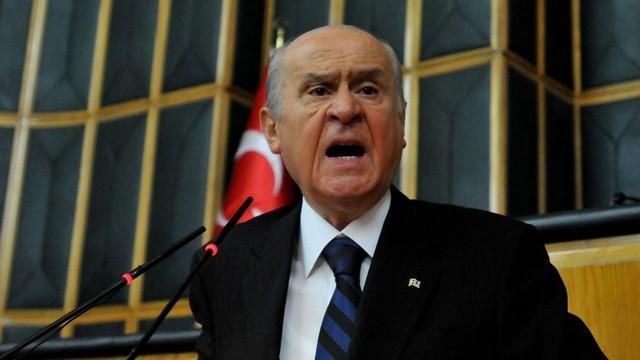 MHP Genel Başkanı Bahçeli: HDP hiçbir ad altında açılmamak üzere kapatılmalıdır