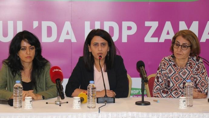 HDP İstanbul'da kongreye gidiyor