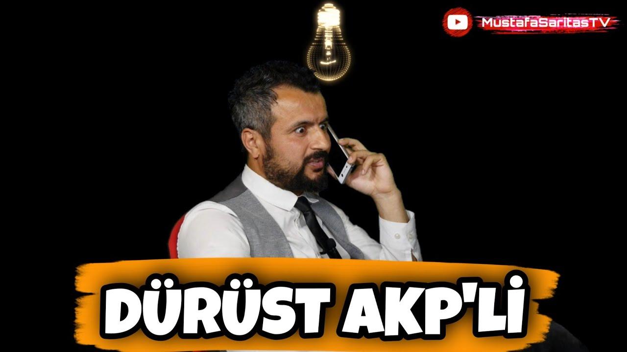 Türkiye'nin En Dürüst AKP'li Adamı – Türünün Son Örneği!