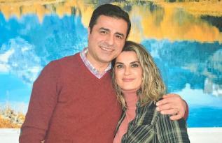 Başak Demirtaş: Selahattin'le yaklaşık 19 aydır açık görüş yapamıyoruz