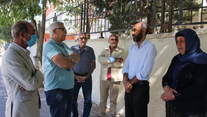 PSK'den Şenyaşar ailesine ziyaret